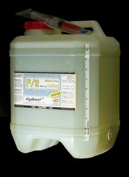 1 x 10 Litre Drum f/2 (f2) 1000x (Gamma Irradiated)